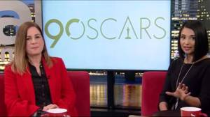 Dana Gee's 2018 Oscar predictions (05:51)