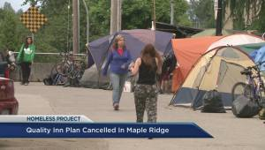 Controversial Quality Inn homeless project in Maple Ridge nixed