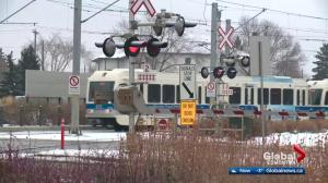 Edmonton's Metro LRT Line signalling system wasn't designed for at-grade use