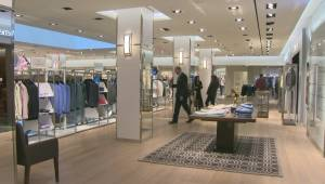Harry Rosen clothing store announces massive expansion (00:34)