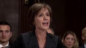 Trump fires acting Attorney General Sally Yates for defying order