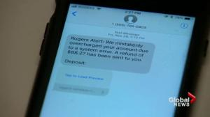Texting scams in Saskatchewan 'nearly impossible' to prevent: SaskTel