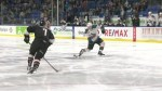 Kelowna Rockets win 3-2 over Vancouver Giants