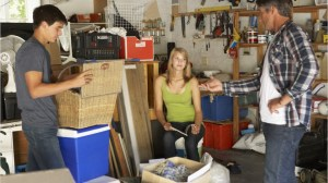 Tips from a professional on how to clean your garage