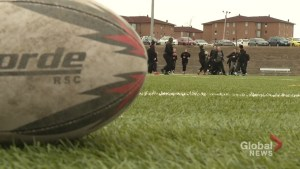 Holy Cross varsity rugby prepares for UK tour