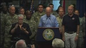 Hurricane Irma barreling toward Florida