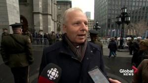 Bernard Landry 'instrumental in Quebec's economy,' recalls Jean-François Lisée