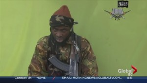 Alleged video of missing Nigerian girls emerges
