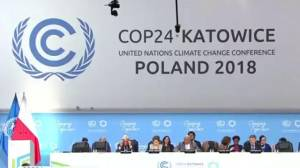 Global delegation gathers for crucial climate talks