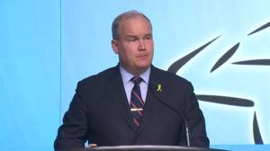 Veterans Affairs Minister Erin O'Toole announces new critical injury benefit