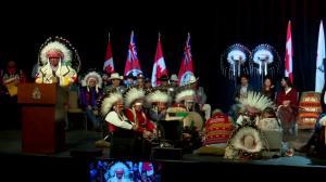 'This is the Thunderbirds awakening': Tsuut'ina Chief Roy Whitney-Onespot