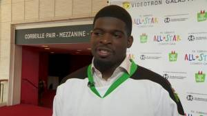 EXTENDED INTERVIEW: P.K. Subban back in Montreal