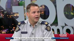 Impaired driving down in Alberta, but still a concern for RCMP