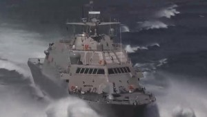 Lockheed Martin gets first bid to design Canada's warships