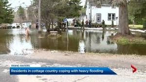 Flood conditions expected to persist, says Bracebridge mayor