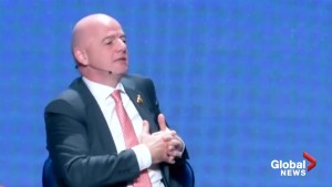 2022 World Cup should feature 48 teams: FIFA president