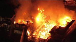 Investigators look for cause of Port Coquitlam fire