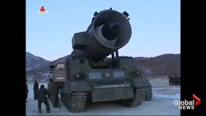 North Korea launches several missiles off Korean peninsula