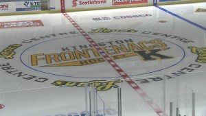 Kingston Frontenacs get ready for training camp