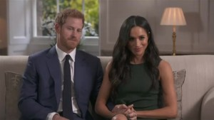How did Prince Harry and Meghan Markle first meet?