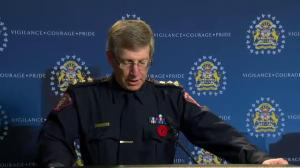 Extended: Calgary police address officer-involved shooting