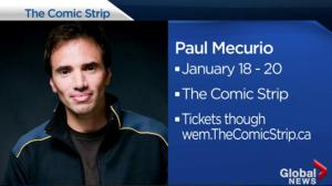 Paul Mecurio in Edmonton for 'Comedy in the age of Political Correctness' show