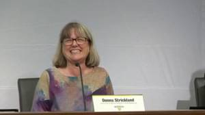 Canadian Donna Strickland wins Nobel Prize for Physics