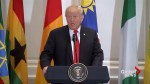 President Trump repeatedly references non-existent African nation during UN meeting