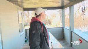 Lethbridge man living with HIV tells his story (02:01)