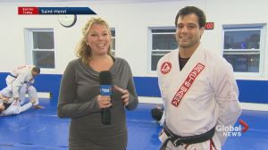 From medical school to brazilian jiu-jitsu instructor