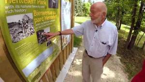 Better Winnipeg: Henteleff Park preserves more than a pretty greenspace (02:20)