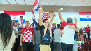Calgary's Croatian community celebrates historical soccer victory over England