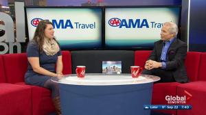 AMA Travel: Free Trip Contest