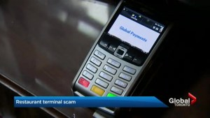 Pay terminal scam hits Brampton restaurant owner hard