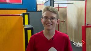Athlete of the Month: Lethbridge teen turning heads in parkour