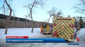 City of Calgary to inspect all arenas and civic buildings after Fairview arena collapse