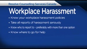 Workplace Harassment and what you should be aware of.