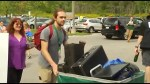 """Trent University welcomes 1,700 new students at """"Move In Day"""""""