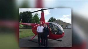 Father and daughter among 3 dead in helicopter crash