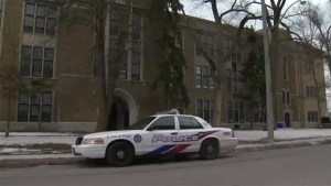 Toronto police investigating after anti-Semitic graffiti written on school's Jewish heritage club poster