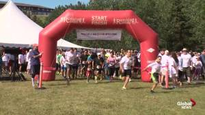 Multiple Miles for Myeloma raises funds for incurable blood cancer