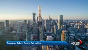 """It's really a building for the city"": Canada's tallest condo tower set to rise"
