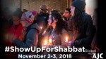 Toronto synagogue takes part in 'Show up for Shabbat' campaign