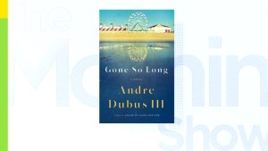 Andre Dubus III talks about his latest book