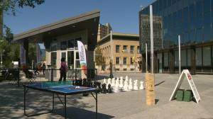 Downtown visitor information centre opens in City Square Plaza