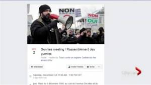 Focus Montreal: Polytechnique survivor speaks out against pro-gun rally