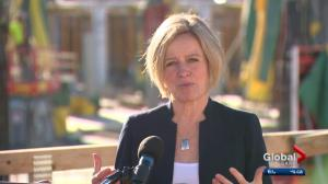 Alberta government announces throne speech date