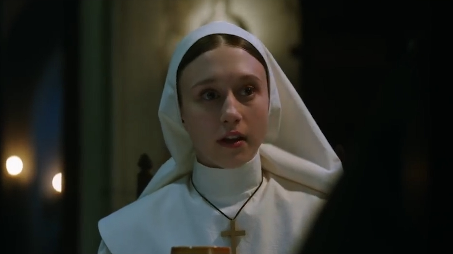 'The Nun' Trailer Has a Jump Scare You Won't Forget