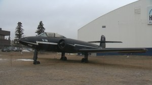 CF-100 Canuck aircraft restoration project update