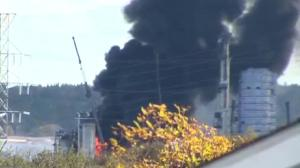 Explosion at Irving Oil refinery shakes Saint John